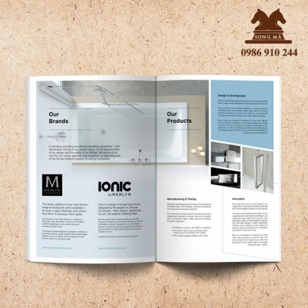 Mẫu catalogue CTL20