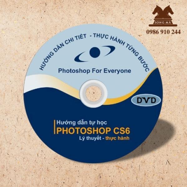 Mẫu nhãn đĩa DIS12