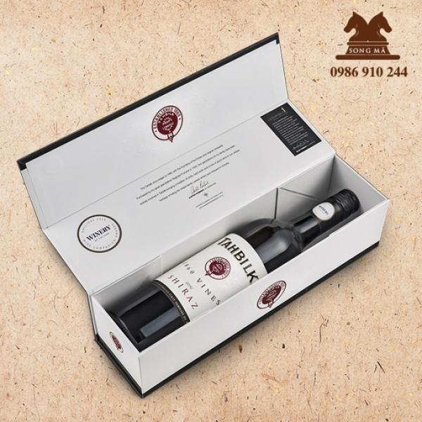 Mẫu hộp quà cao cấp - HCC11