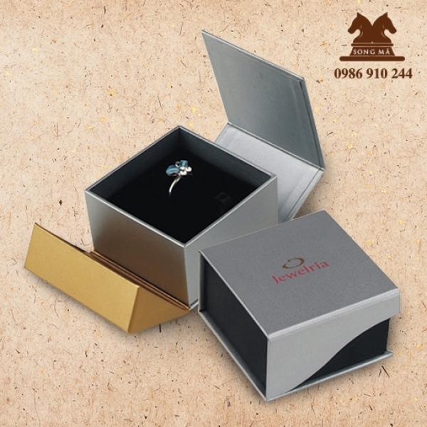 Mẫu hộp quà cao cấp - HCC20