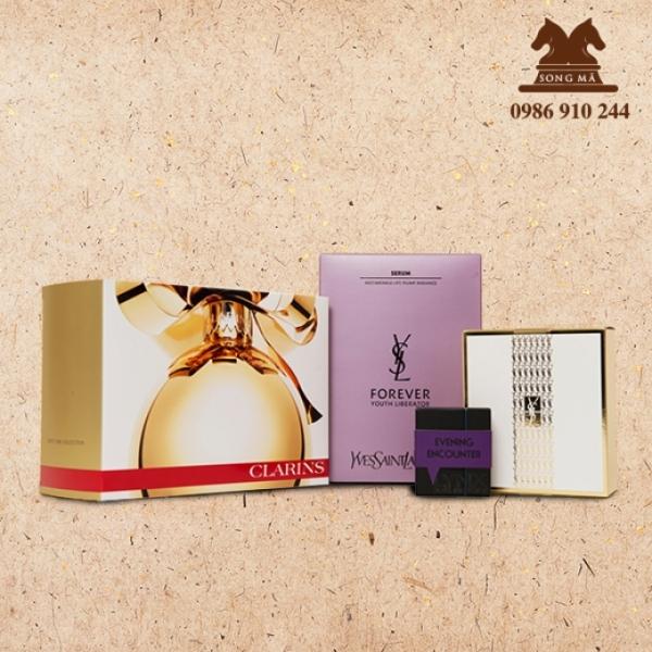 Mẫu hộp mỹ phẩm - HMP20
