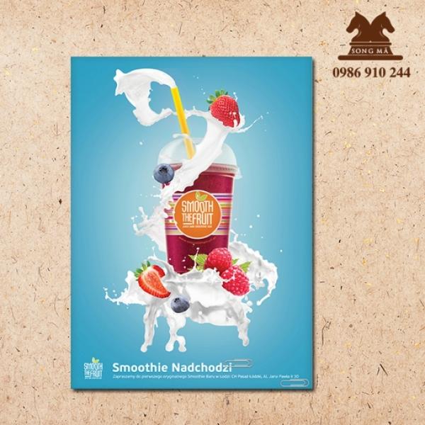 Mẫu Poster-Standee STA22
