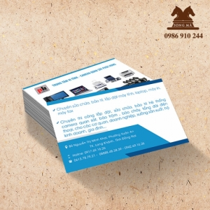 Mẫu card CVS03