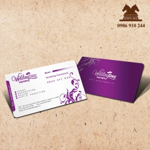 Mẫu card CVS25