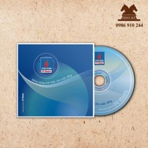 Mẫu nhãn đĩa DIS23