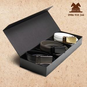 Mẫu hộp quà cao cấp - HCC02