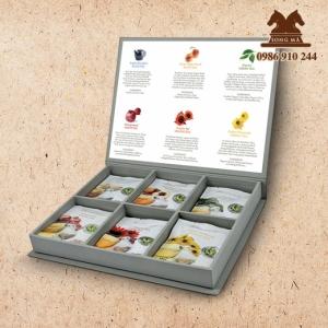 Mẫu hộp quà cao cấp - HCC03