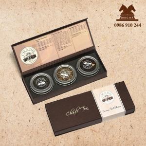 Mẫu hộp quà cao cấp - HCC04