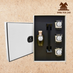 Mẫu hộp quà cao cấp - HCC05