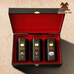 Mẫu hộp quà cao cấp - HCC07
