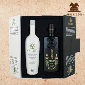 Mẫu hộp quà cao cấp - HCC08