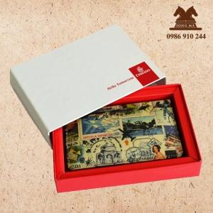 Mẫu hộp quà cao cấp - HCC09