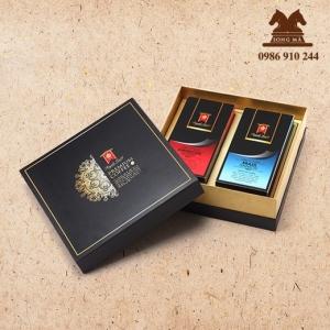Mẫu hộp quà cao cấp - HCC10