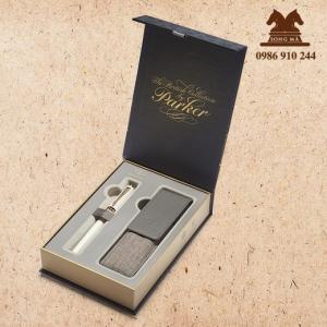Mẫu hộp quà cao cấp - HCC17