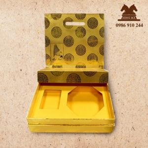 Mẫu hộp quà cao cấp - HCC23