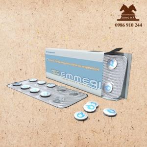 Mẫu hộp thuốc - HTC20