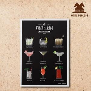 Mẫu thực đơn menu ME11