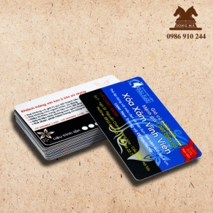 Mẫu thẻ nhựa TN06