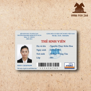 Mẫu thẻ nhựa TN15
